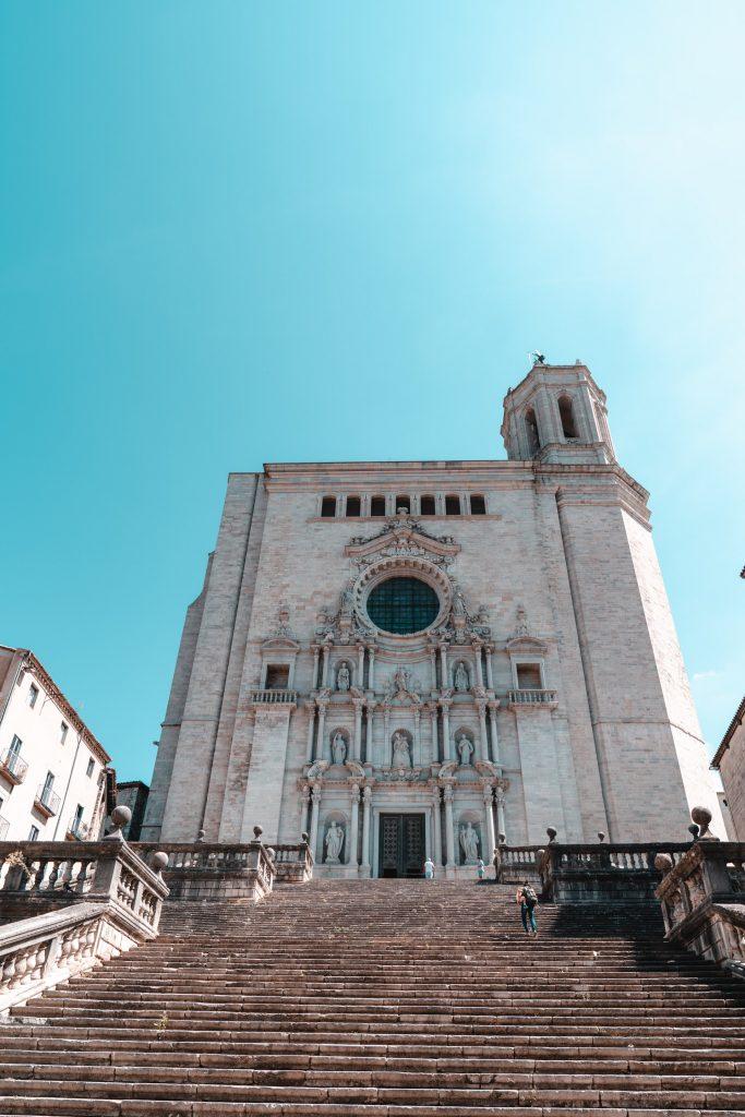 Sights in Girona